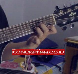 chord-Dminor