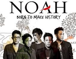 Chord Gitar dan Lirik  Tak Lagi Sama – Noah