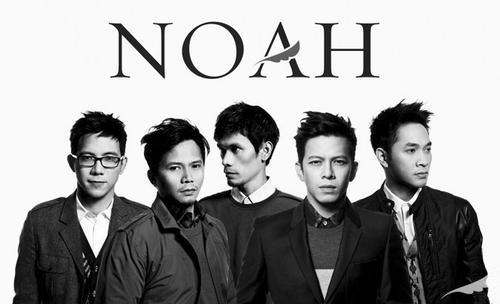 Kunci chord Gitar Melawan Dunia Dari Noah