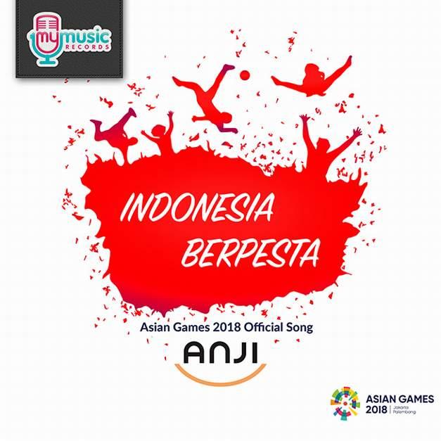 Kunci Gitar – Indonesia Berpesta – Anji