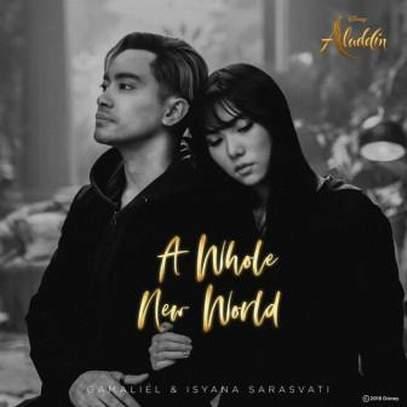 Chord Kunci Gitar A Whole New World Gamaliel, Isyana Sarasvati Cover, Ost. Aladdin