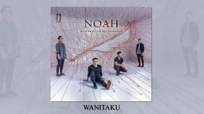 Chord Kunci Gitar Wanitaku – Noah
