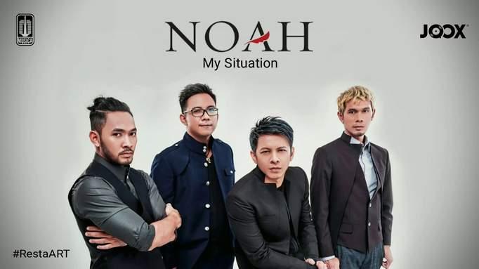 Chord Kunci Gitar My Situation, Noah