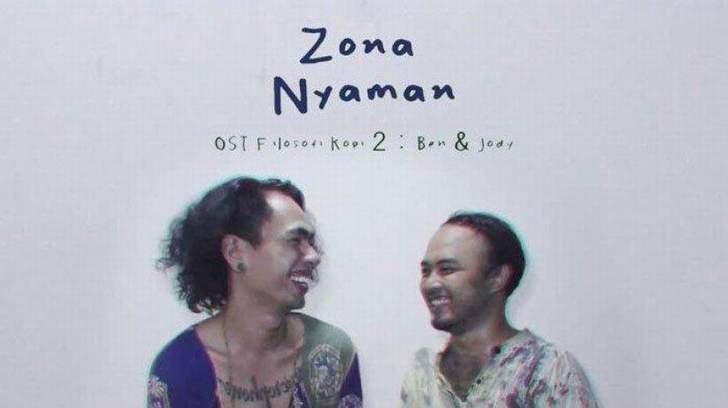 Lirik Lagu dan Kunci (Chord) Gitar Lagu 'Zona Nyaman' – Fourtwnty