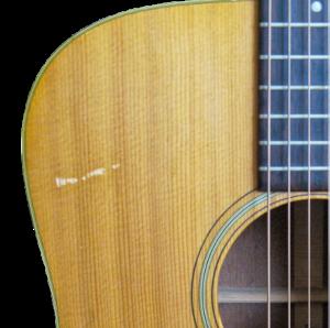 Cara merawat gitar dengan mudah gitar tidak tergores
