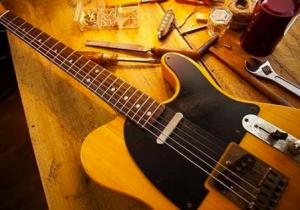 Cara Merawat Gitar dengan Mudah jaga suhu temperatur gitar